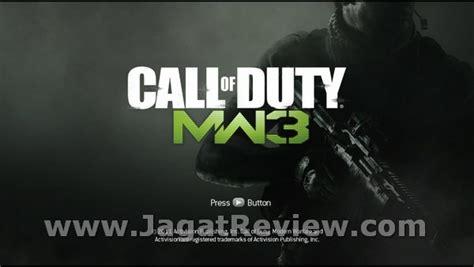 review film perang dunia 2 review modern warfare 3 pertempuran terakhir demi