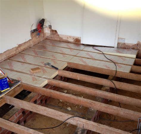 Best Way To Insulate Wooden Floor how to insulate floor images