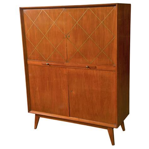 danish mid century modern bar cabinet danish modern mid century bar cabinet at 1stdibs