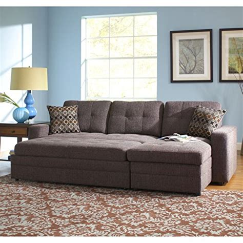 coaster home furnishings 501677 casual sectional sofa