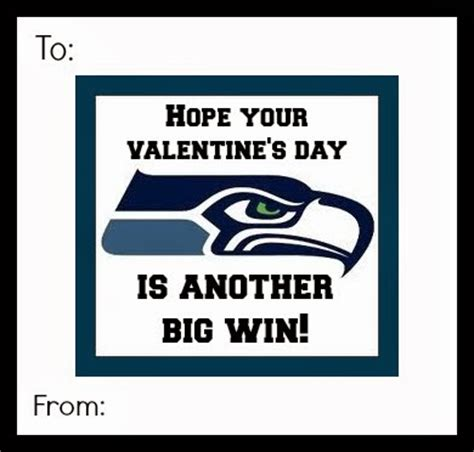 seattle valentines day blogs seattle seahawks football valentines