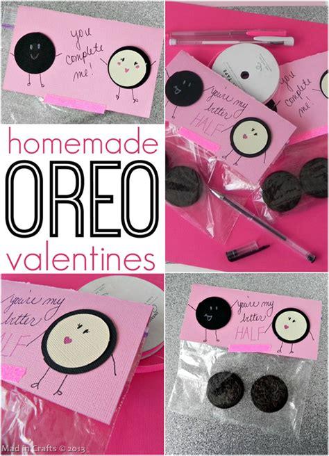 valentines morning ideas oreo s day gift idea for crafty morning