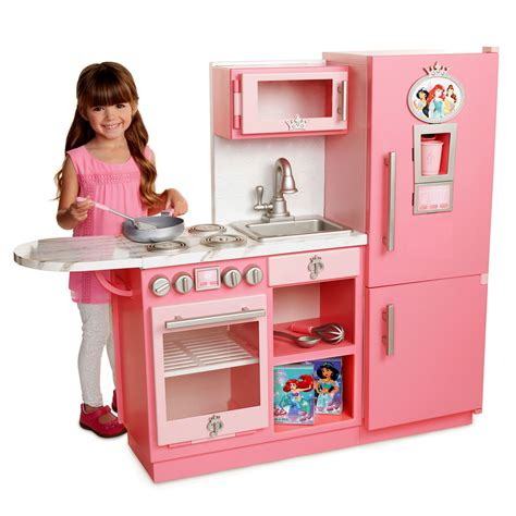 Kitchen Set by Disney Princess Style Collection Gourmet Kitchen Set