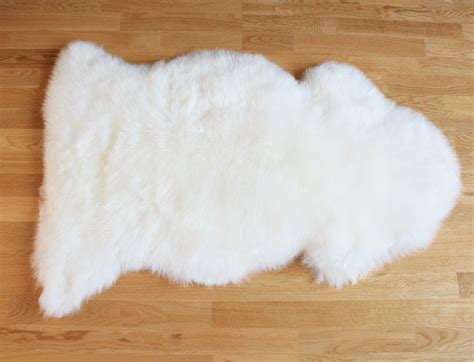 Tapis Peau De Mouton 5295 by Sheep Skin Color Peaudevache