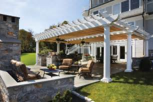 Pergola Shading by Pergola Arbor And Shade Canopy What S Right For You