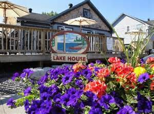 huis muur the lake house restaurant ontario