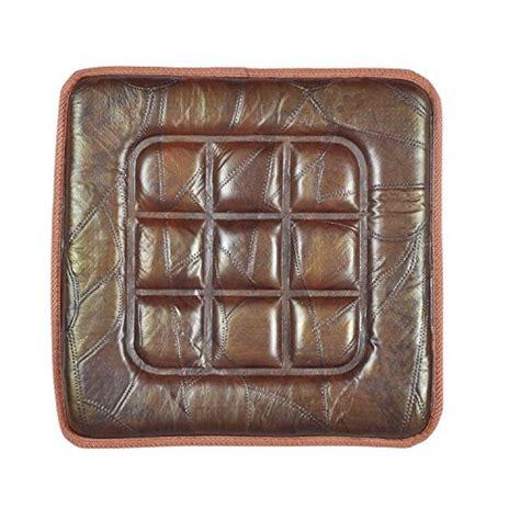 cuscino per sedia ufficio cuscino protettiva in pelle universale per auto