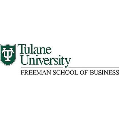 a. b. freeman school of business