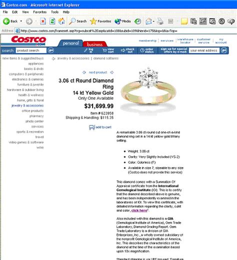 jcrs jewelry insurance issues april 2003