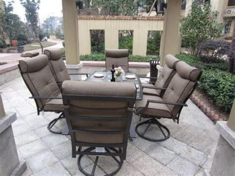 patio sets clearance pc ravello outdoor patio dining set