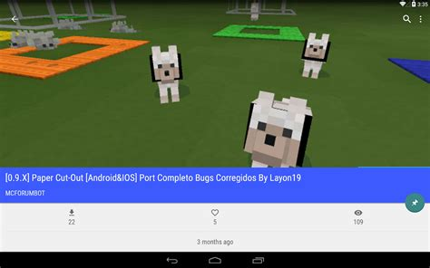 minecraft pc on android utk io for minecraft pe android apps on play