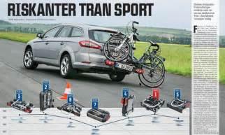 Auto Service Vergleich by Fahrradtr 228 Ger Anh 228 Ngerkupplung Sieben Kompakte Modelle Im