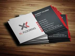 flooring business cards xl flooring website launched solocube once again