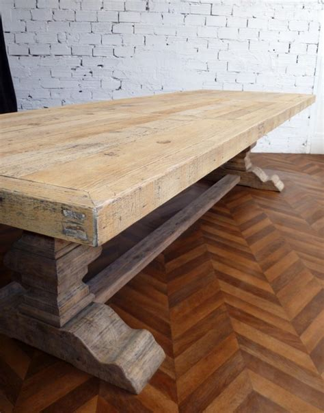 Table Monastere Ancienne by Grande Table De Ferme Table Monast 232 Re Ancienne En Bois