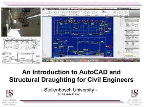 autocad 2007 tutorial for civil engineering intro to autocad structural draughting for civil