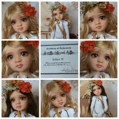 porcelain doll makers new zealand bjd lorella falconi dolls artist doll and