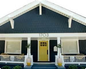 gray house yellow door grey house with yellow red front door design ideas 2017