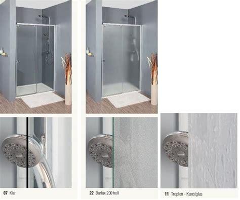 duschabtrennung feststehend duschtrennwand glas feststehend 100 x 190 cm