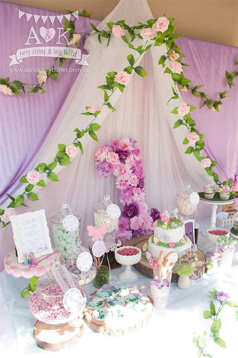 Bohemian Drapes 25 Best Ideas About Fairy Birthday Themes On Pinterest