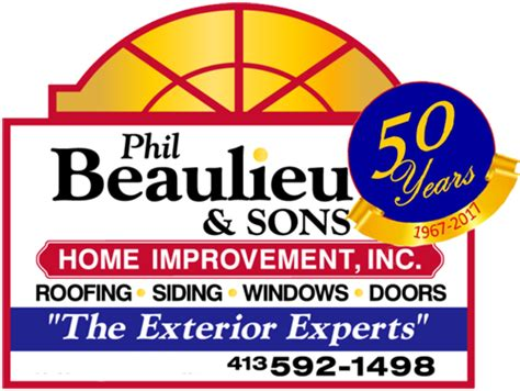 home improvement contractor chicopee ma phil beaulieu