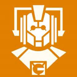 hello i m the doctor cyberman pumpkin stencil and my
