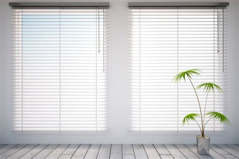 Blind And Blind plaswood venetian blinds