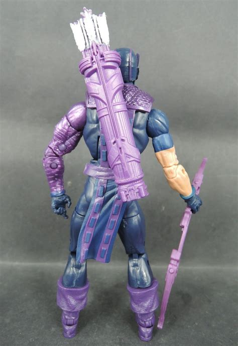 Figure Series Hasbro Classic Hawkeye 2015 marvel legends figures production photos