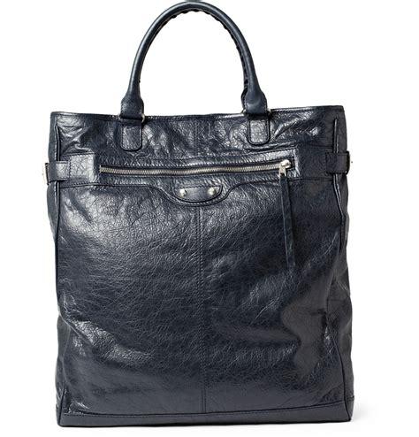 Urban Style Backpacks - balenciaga hexagon creased leather tote bag men s bags