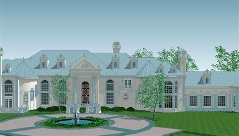 chateau home plans chateau house plans gallery chateau house