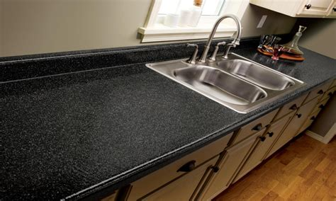 Resurface Kitchen Cabinet Countertop Stone Options Painting Laminate Countertops