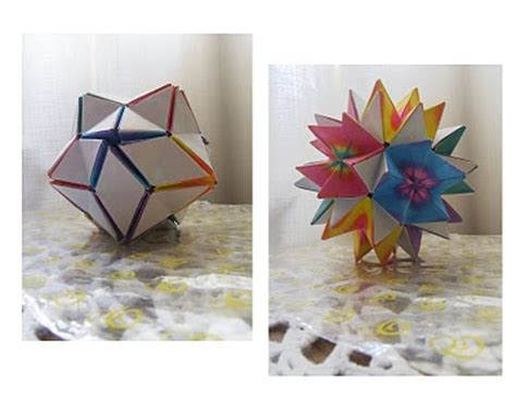 Origami Revealed Flower - origami maniacs origami revealed flower