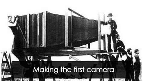 first camera ever made the first camera invented www pixshark com images
