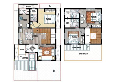 home design 25 x 50 25 50 house plans loom crafts home planscompressed 10 638