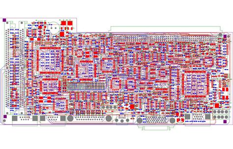 layout design of pcb professional high frequency express pcb layout design 10