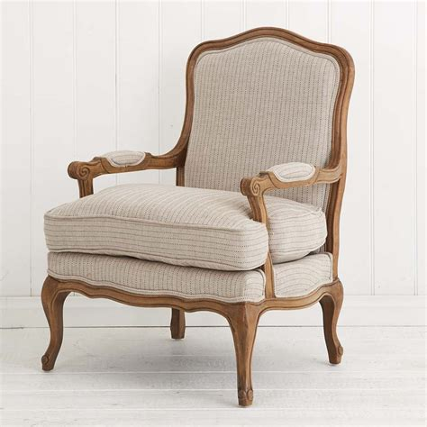 french linen armchair armchairs seating furniture