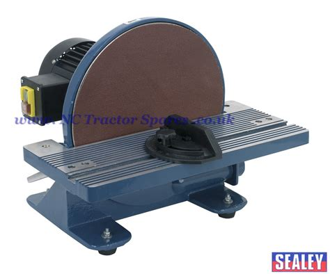 bench sanders disc sander bench mounting 305mm 750w 230v