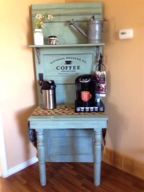 Best 25  Coffee corner kitchen ideas on Pinterest   Keurig station, Decorating ideas and Coffee