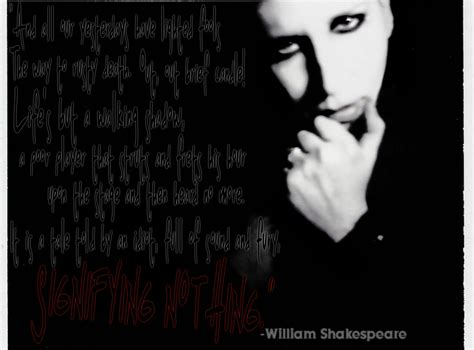 marilyn manson quotes quotesgram