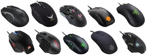 best mice the top 10 best gaming mice in the world the wire realm
