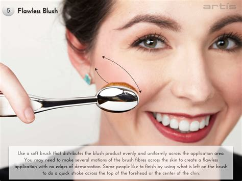 blush makeup natural tutorial blush perfect artis makeup brushes