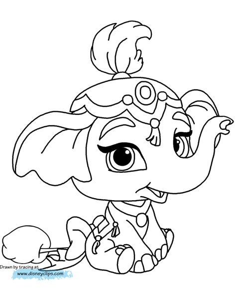 coloring pages princess pets free coloring pages of princes palace pets