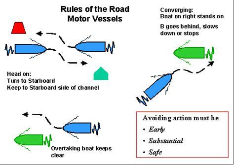 lichtseinen scheepvaart irpcs colregs collision regulations