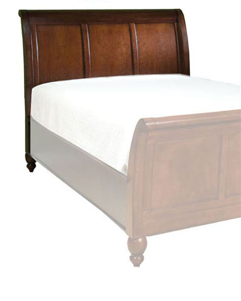 Sleigh Bed Headboards by Aspen Cambridge Sleigh Bed Headboard Asicb 4 3