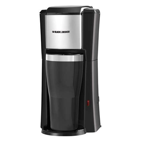 Coffee Maker Black And Decker black decker vs hamilton single serve coffee maker comparison nerdwallet