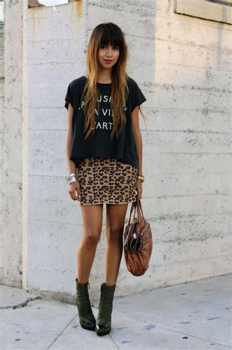 best 25 leopard skirt ideas on leopard
