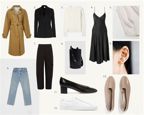 7 Tips For Creating A Capsule Wardrobe by Amm How To Create A Capsule Wardrobe With Andy
