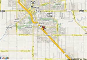 california modesto map map of microtel inn and suites modesto ceres ceres