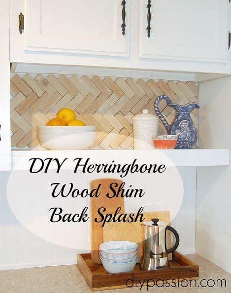 kitchen backsplash diy tutorial hometalk 15 diy kitchen backsplash ideas wife in progress