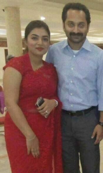 New Marriage Photos nazriya photos after marriage onlookersmedia