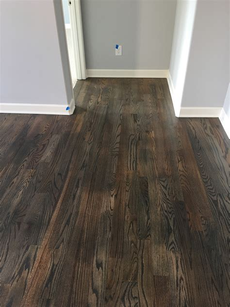 white stained hardwood floors bona stain in driftwood on white oak hardwood floors